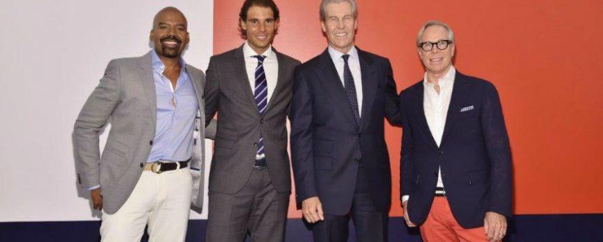 Rafael Nadal globalni ambasador brenda Tommy Hilfiger