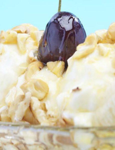 Hranljiv i ukusan doručak uz banana split