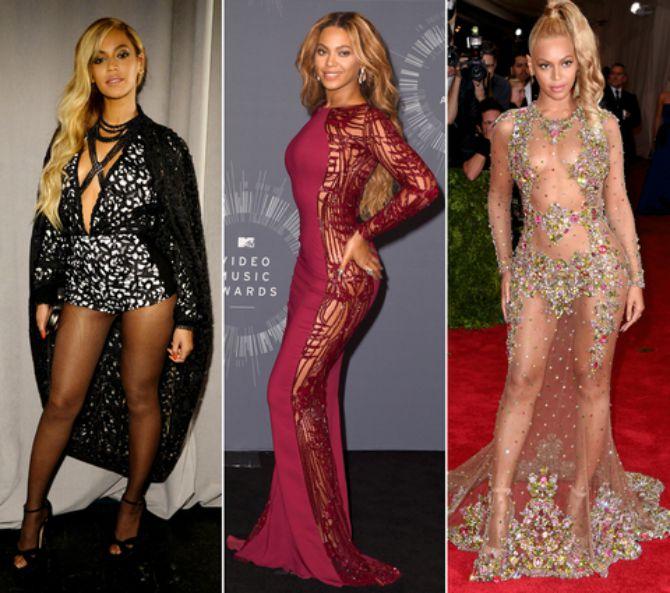 stil bijonse Poznate sestre čiji se modni ukus potpuno razlikuje