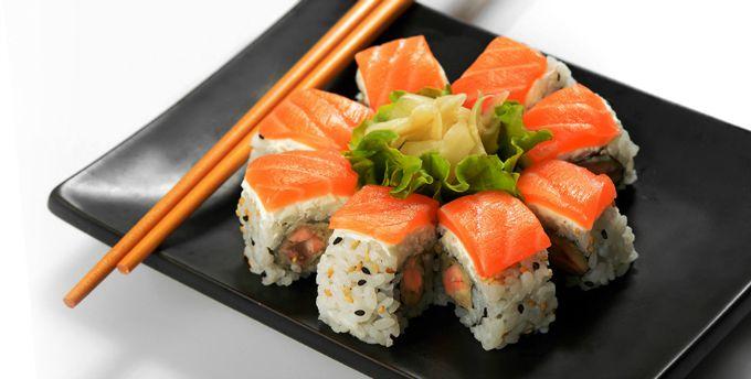 susi na tacni Tutorijal: Kako da pravilno jedete suši