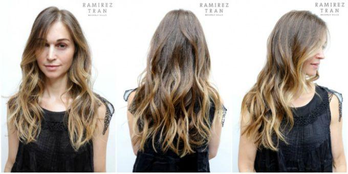 tehnika lived in 1 Trend u farbanju kose koji je potpuno zasenio ombre