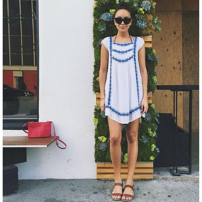 wannabe magazine bela haljina 4 komada koje svaka modna blogerka mora da ima u ormaru