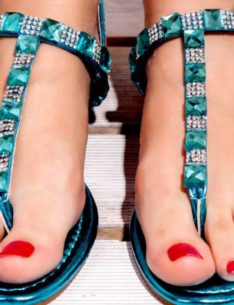 Wannabe Shop: Ravne sandale za svaku priliku