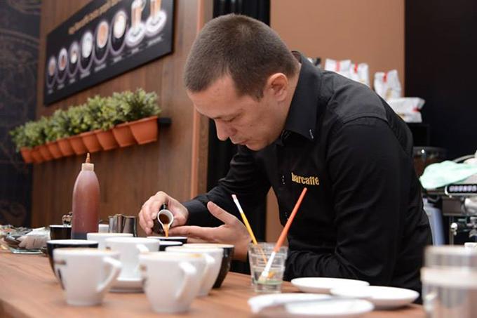 1 Nacionalno takmičenje barista Serbia Open   Coffee Championship