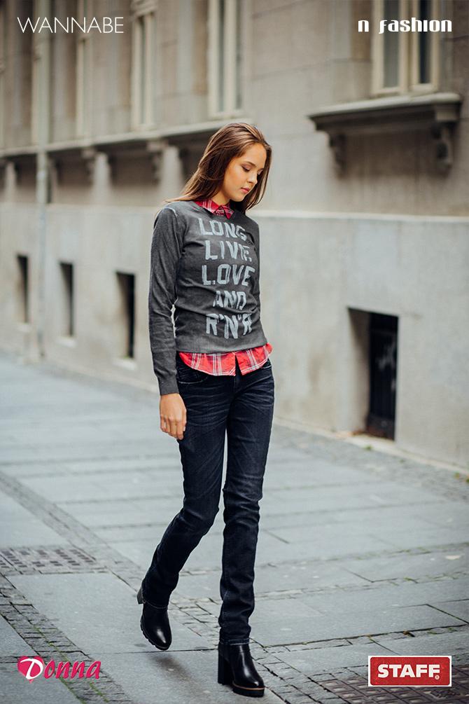 15 Modni predlog N Fashion: Budi prava RocknRoll Lady