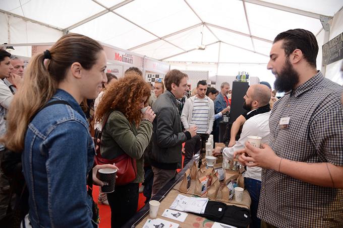 3 Drugi CoffeeFest na Ušću   Početak jeseni u Beogradu miriše na kafu