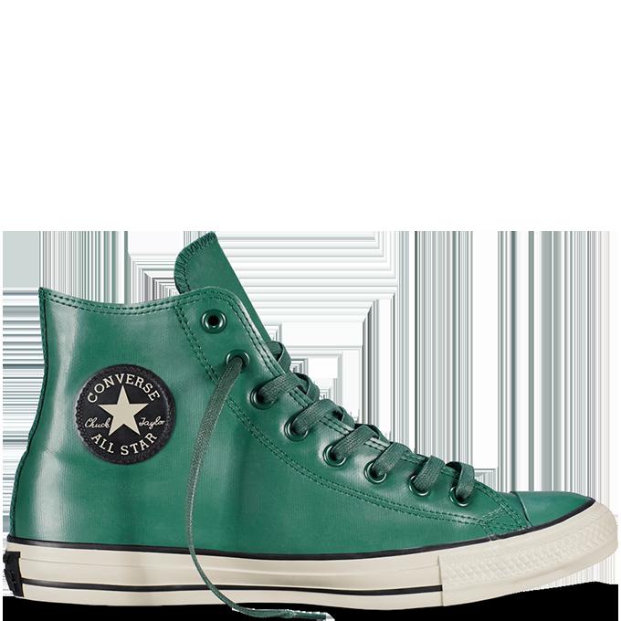 CTAS Rubber 149461C zelena Converse patike i čizme idealne za kišne dane
