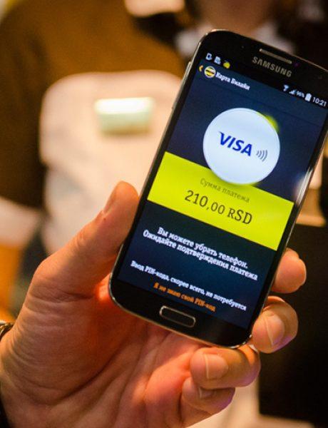 Beskontaktno plaćanje od sada i u McDonald's restorane u Srbiji