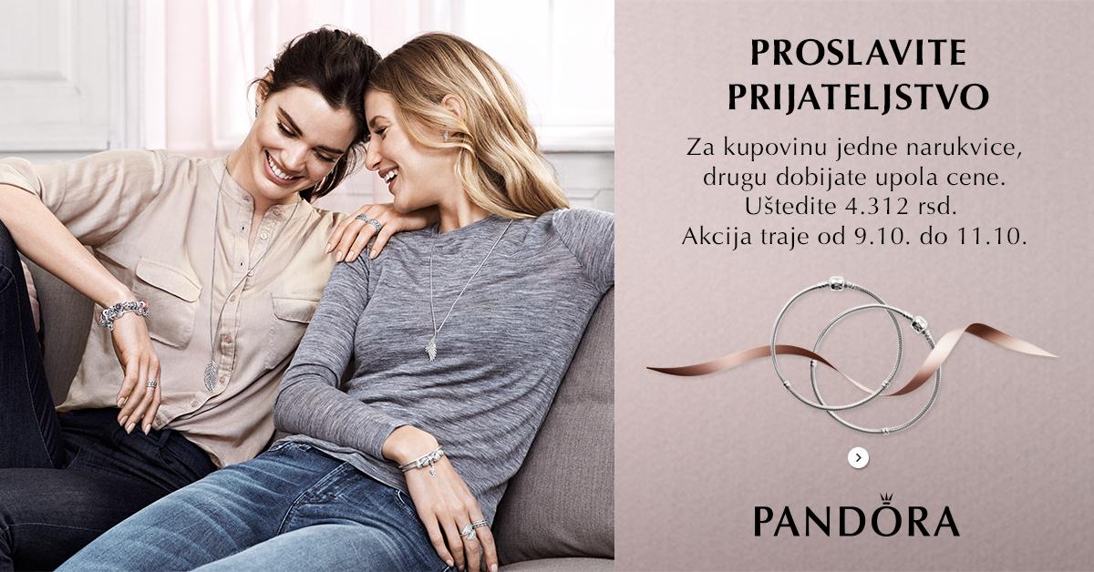 Fb baner 2Narukvice 1200x628 Proslavite prijateljstvo uz Pandora narukvice