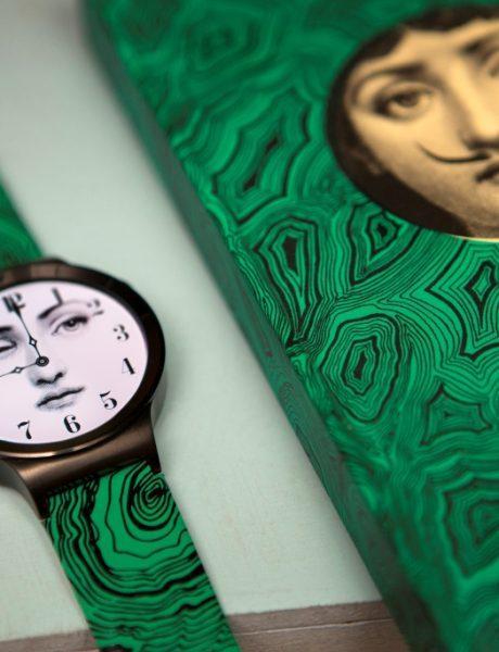 """Spektakularni završetak Nedelje mode u Milanu limitirana serija Huawei sata za goste """"Vogue"""" žurke"""