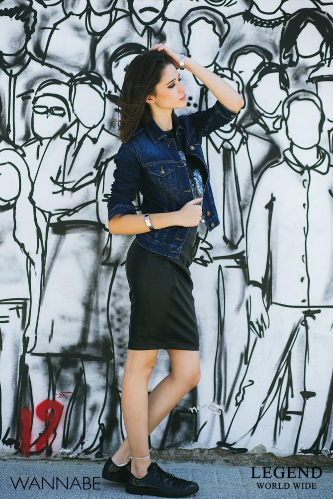 Legend modni predlog Wannabe magazin fashion 19 Legend modni predlog: Moderna i seksi u casual varijanti