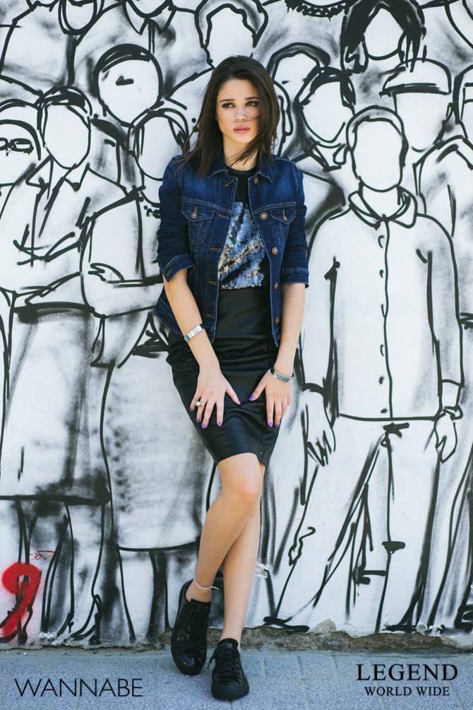 Legend modni predlog Wannabe magazin fashion 20 Legend modni predlog: Moderna i seksi u casual varijanti