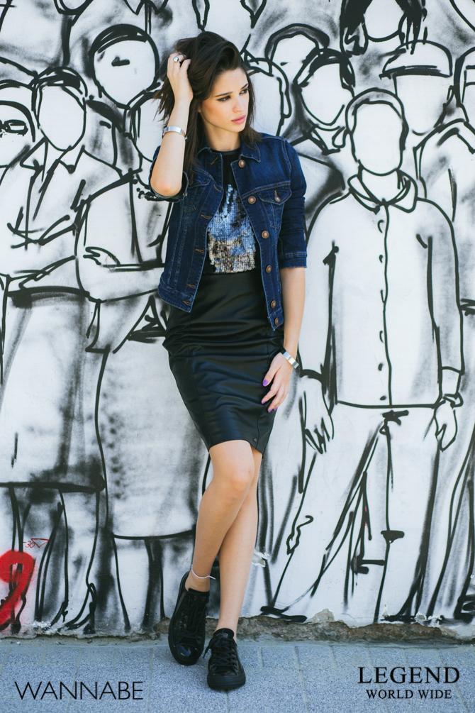 Legend modni predlog Wannabe magazin fashion 211 Legend modni predlog: Moderna i seksi u casual varijanti