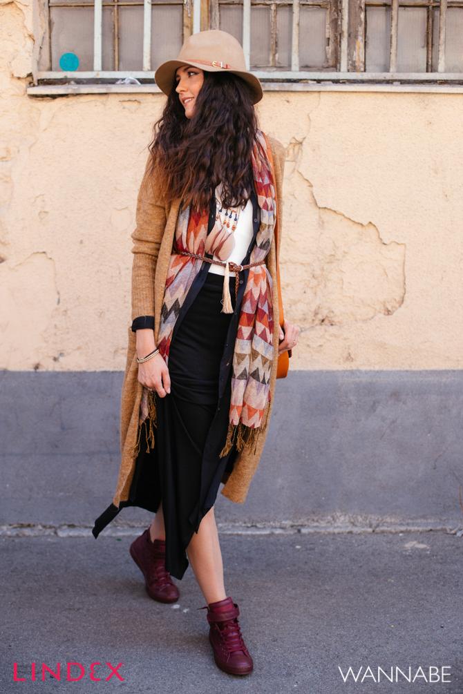 Lindex i Converse modni fashion Wannabe predlog 14 Modni predlog iz Lindexa: Savršena kombinacija za fakultet