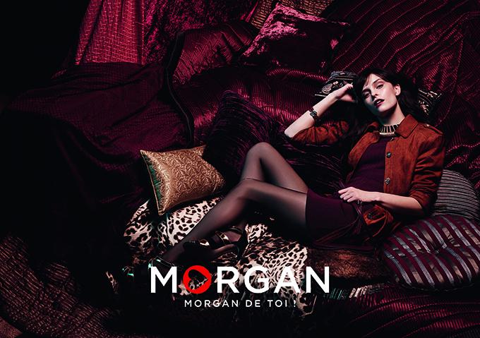 MORGAN 4 Ženski modni brend Morgan od septembra je dostupan u Srbiji