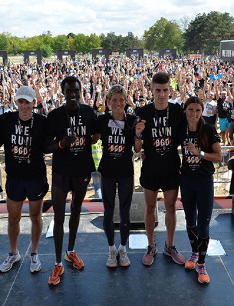 Poznati na We Run Belgrade trci