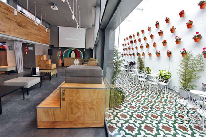 St Christopher's Barcelona Hostel Španija Najneverovatniji i najlepši hosteli na svetu