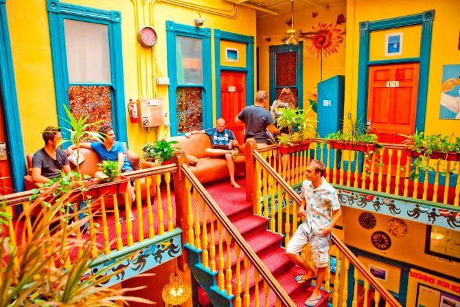 USA Hostels San Diego Sjedinjene Američke Države Najneverovatniji i najlepši hosteli na svetu