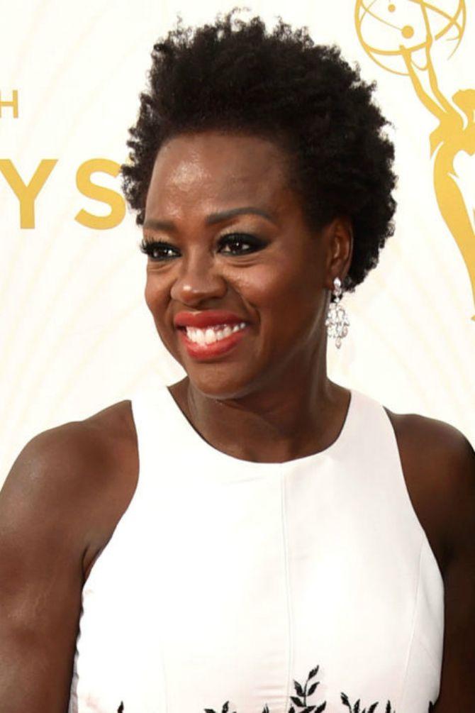 Viola Dejvis Beauty trendovi sa Emmy nagrada