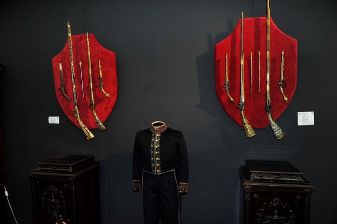 Zbirka oruzja iz Prvog i Drugog srpskog ustanka Beograd dobija novi muzejski prostor
