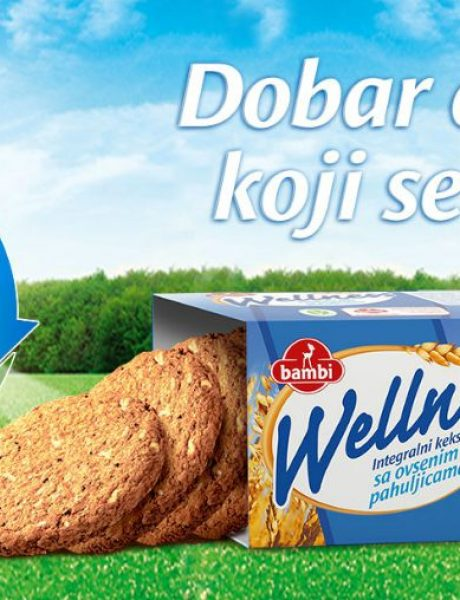 Wellness keks – dobar osećaj koji se vidi!
