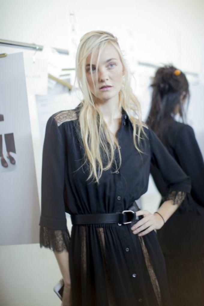 beauty nedelja mode u njujorku 1 Beauty trendovi koji su obeležili ovogodišnju Nedelju mode u Njujorku