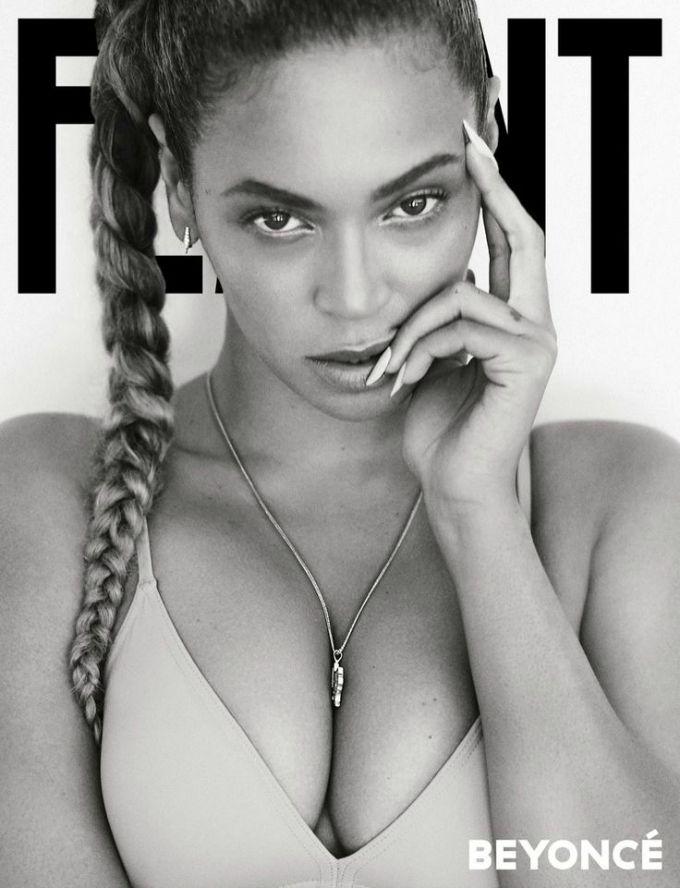 bijonse magazin flaunt 1 Bijonse na naslovnici magazina Flaunt