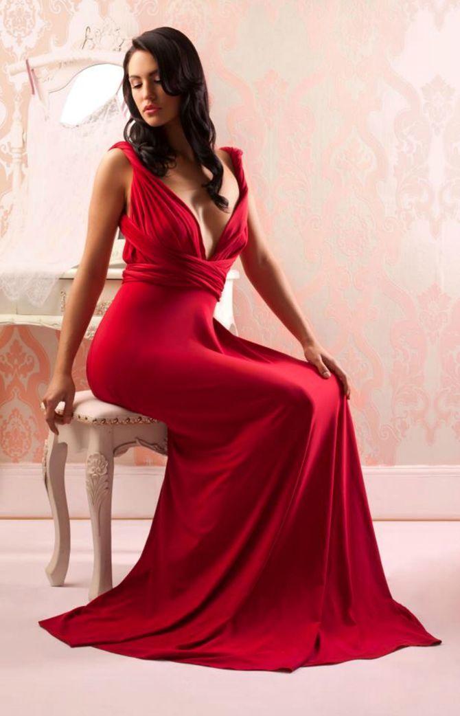 crvena haljina Ljudi procenjuju tvoju ličnost na osnovu ovih sitnica