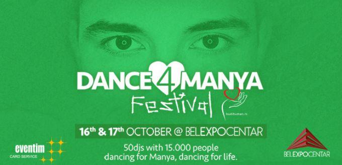 dance4manya 2 ALARMANTNO: Hitno potreban novac za nastavak Manjinog lečenja!