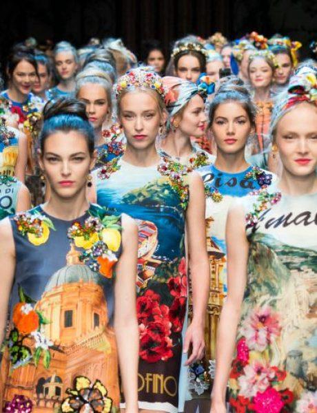 Fenomenalni Dolce & Gabbana na Nedelji mode u Milanu