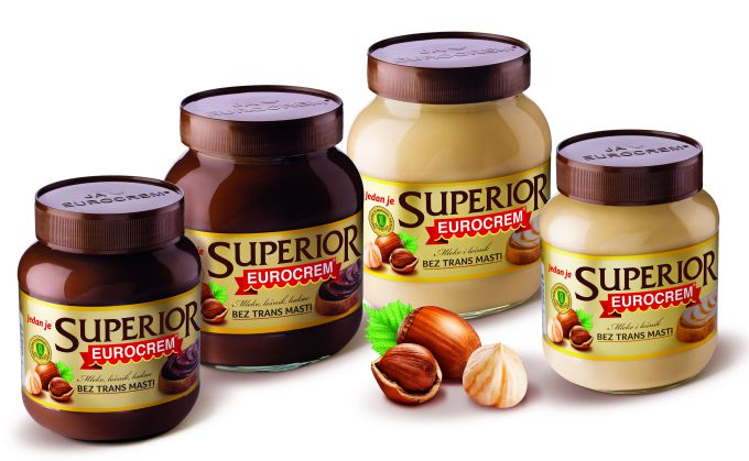 eurocrem superior 7 Ako voliš Eurocrem, novi Eurocrem Superior ćeš obožavati