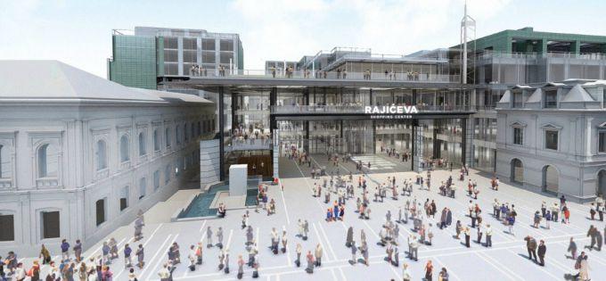 fashion company 1 Fashion Company rezervisala pozicije u Shopping Centru Rajićeva