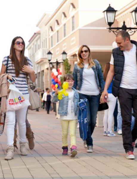 Fashion Park Outlet Centar – veliki popusti za školarce!