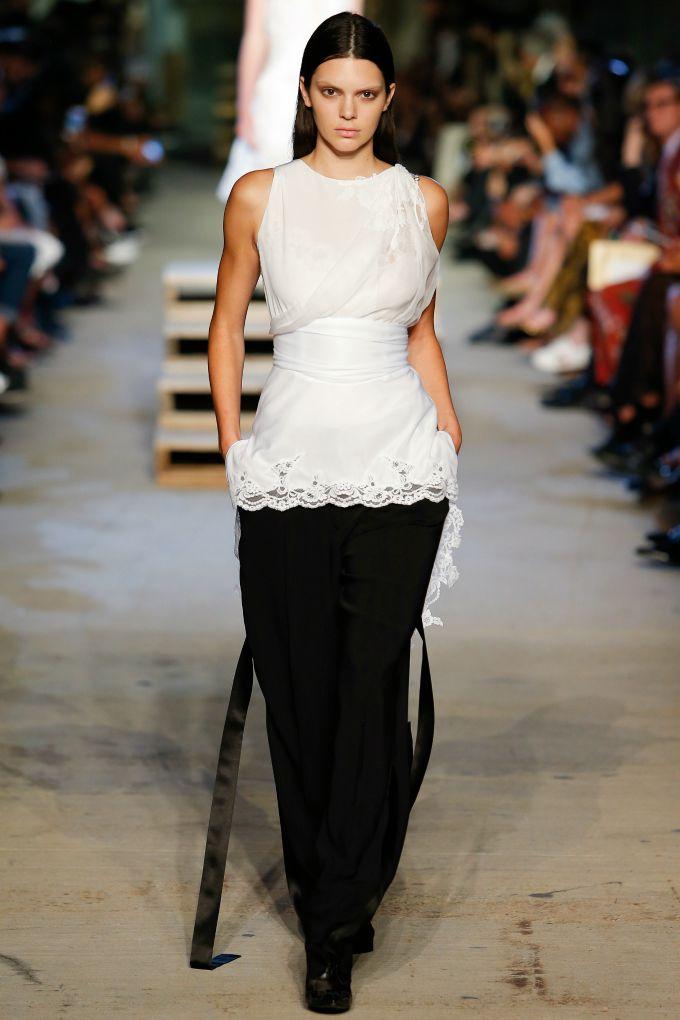 givenchy 1 Revija modne kuće Givenchy na njujorškoj Nedelji mode
