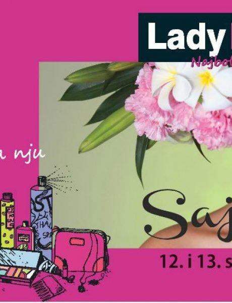 Raznovrstan program na Lady Fair-u