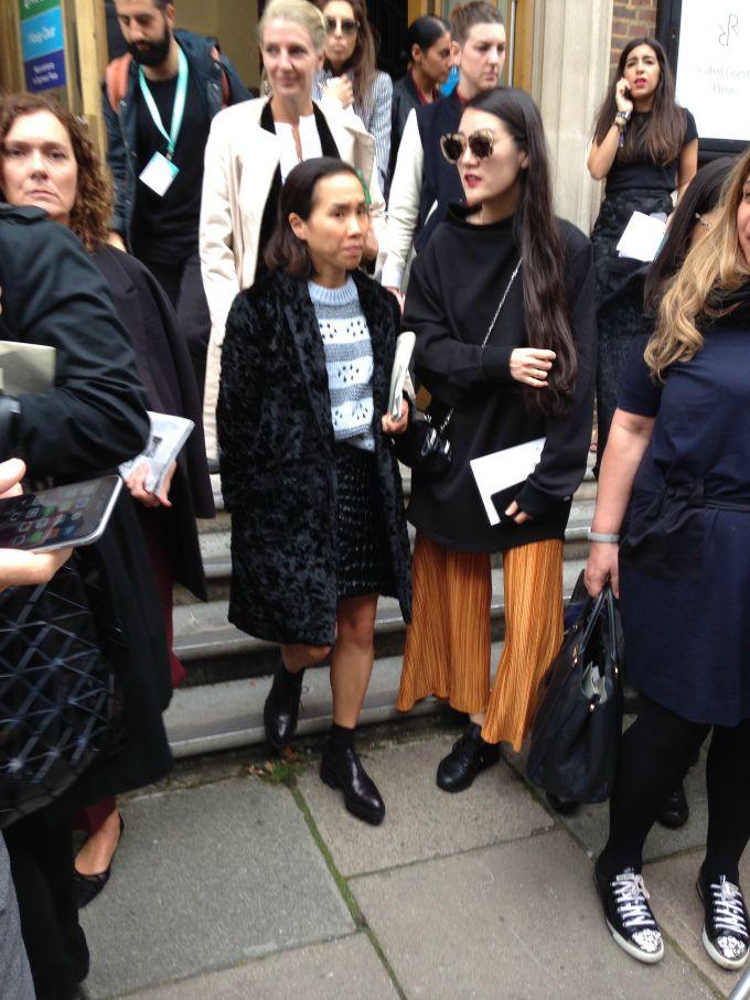 lfw cetvrti dan 3 Ekskluzivno: Četvrti dan London Fashion Week a