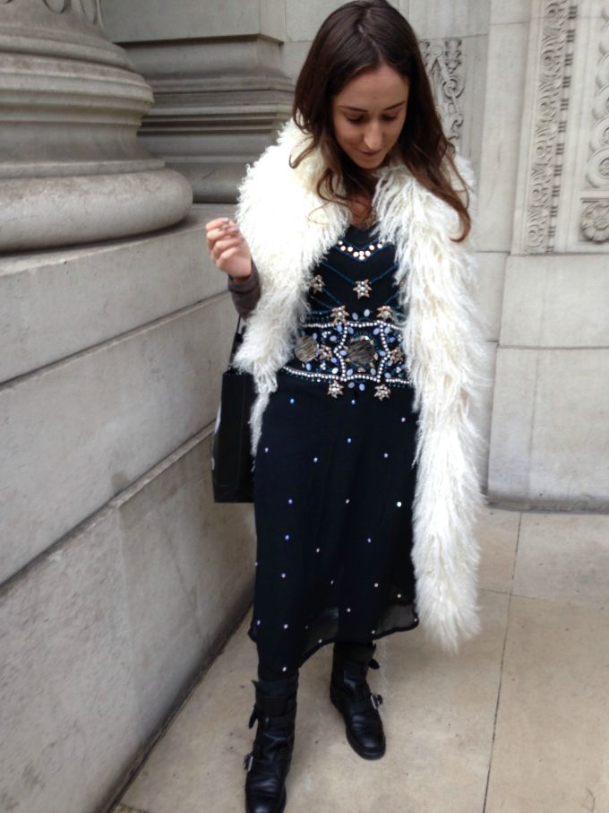 lfw peti dan 1 Ekskluzivno: Peti dan London Fashion Week a