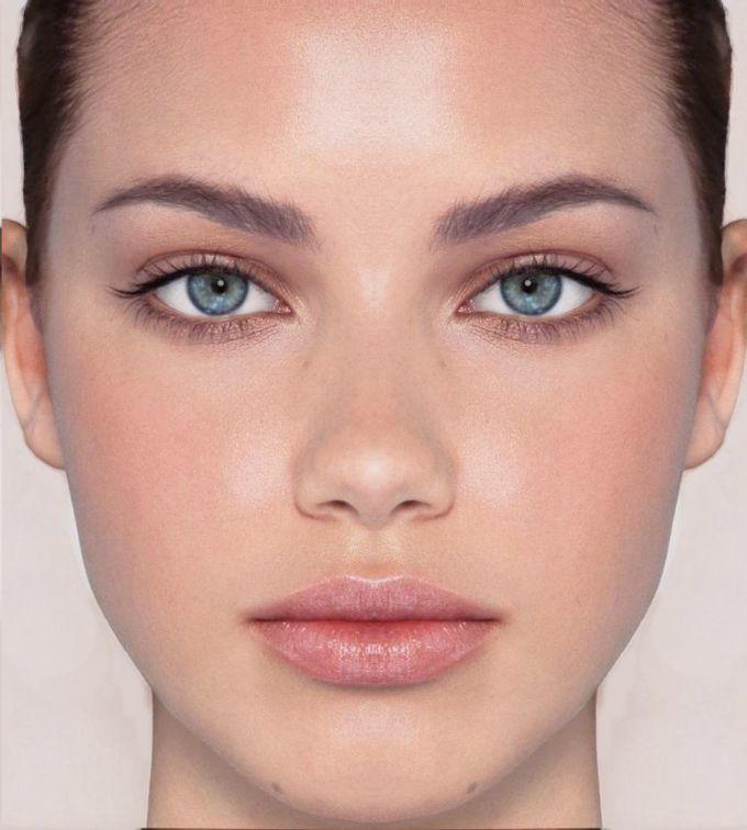 oblik obrva za vase lice 1 Kako da odredite pravi oblik obrva za vaše lice