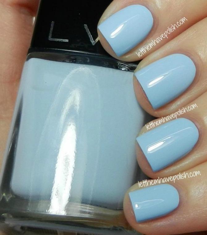 plav lak Izaberi boju laka za nokte prema horoskopskom znaku