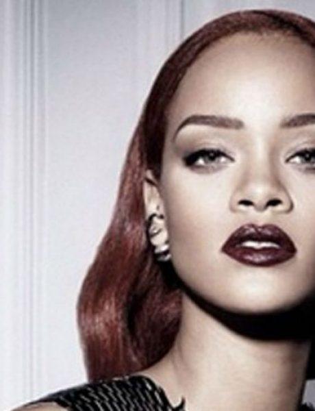 Rijana: Glamurozna i seksi u novoj kampanji brenda Dior