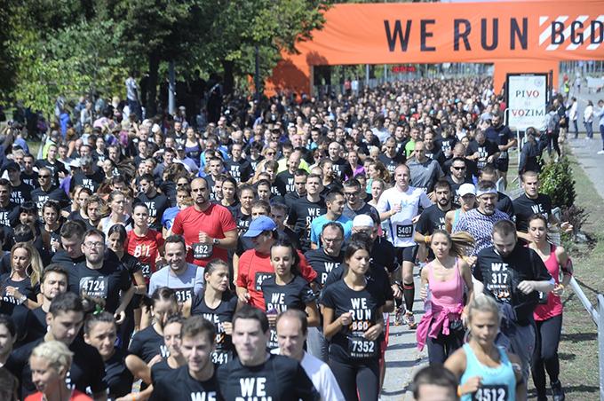 slika 3 Poznati na We Run Belgrade trci