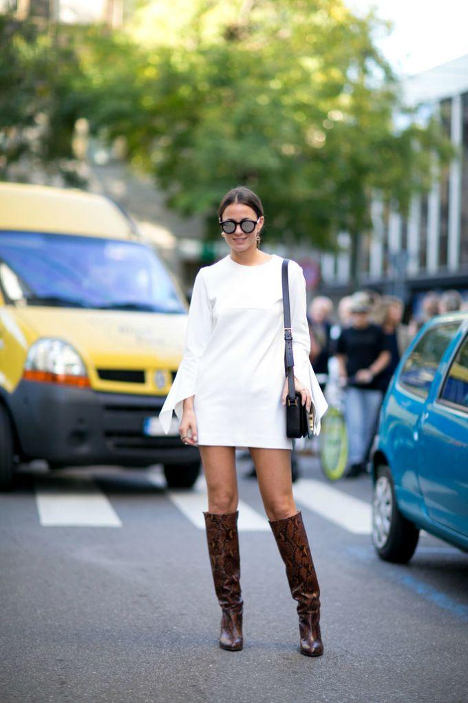street style milano 10 Najbolje street style kombinacije sa milanske Nedelje mode