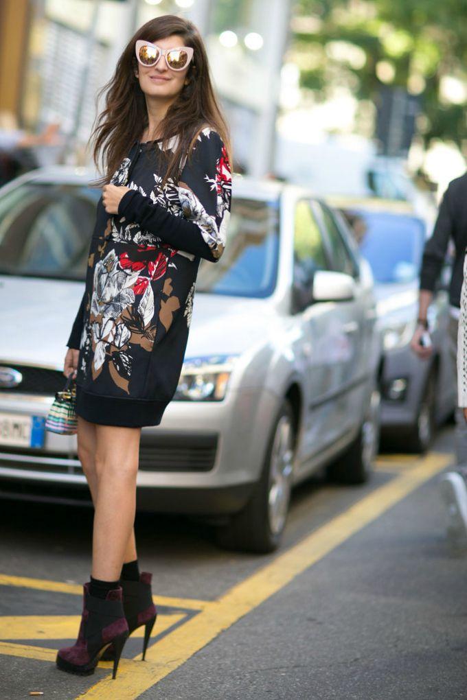 street style milano 11 Najbolje street style kombinacije sa milanske Nedelje mode