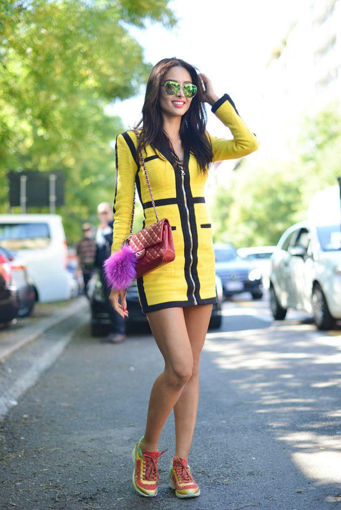 street style milano 16 Najbolje street style kombinacije sa milanske Nedelje mode