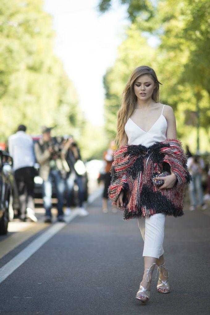 street style milano 17 Najbolje street style kombinacije sa milanske Nedelje mode