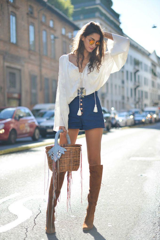 street style milano 18 Najbolje street style kombinacije sa milanske Nedelje mode
