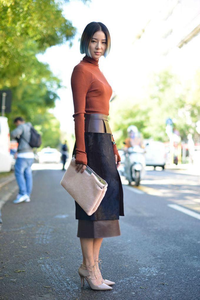 street style milano 19 Najbolje street style kombinacije sa milanske Nedelje mode