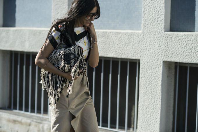 street style milano 2 Najbolje street style kombinacije sa milanske Nedelje mode