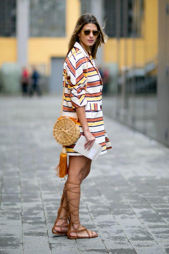 street style milano 20 Najbolje street style kombinacije sa milanske Nedelje mode