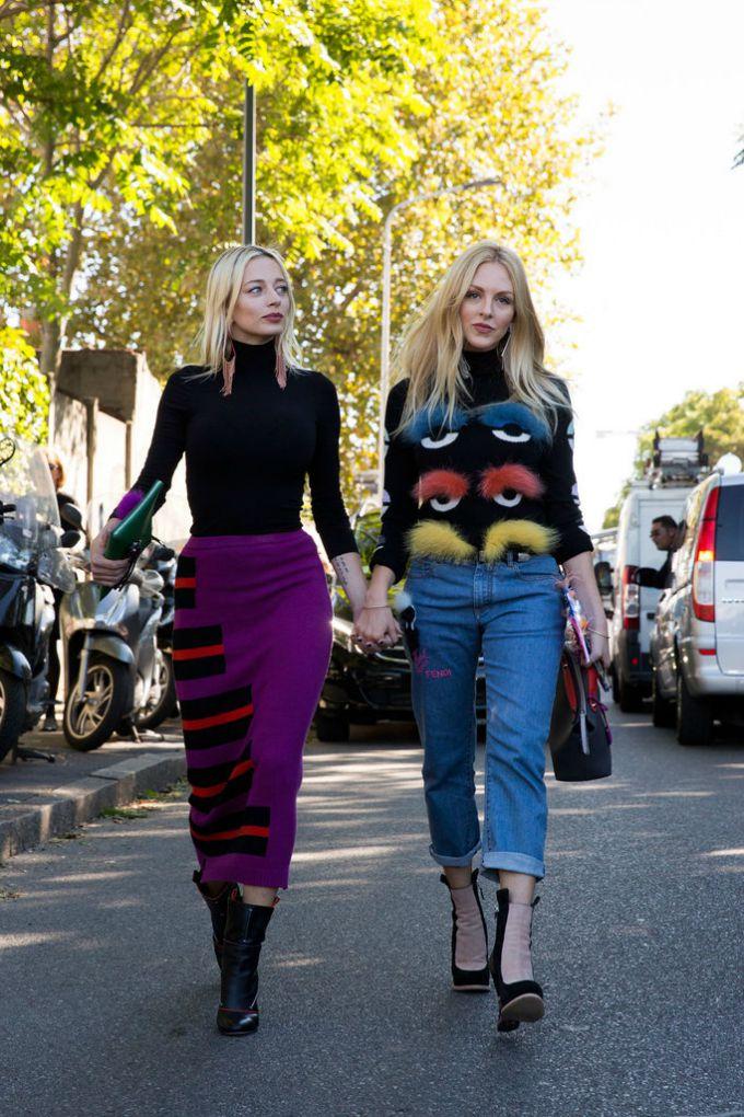 street style milano 4 Najbolje street style kombinacije sa milanske Nedelje mode
